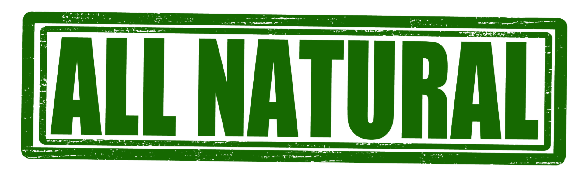 All Natural logo.