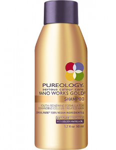 Pureology-nanoworks product bottle.