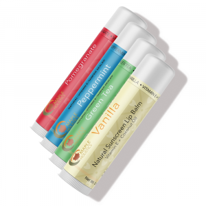 Lip Balm set for chapped lips