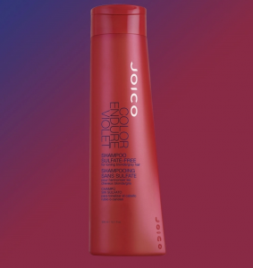 Joico Color Endure Violet Shampoo bottle.