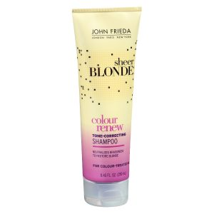 John Freida color renew shampoo.