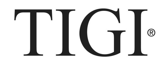 TIGI logo.