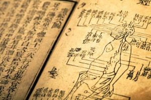 An illustration of Chinese medicine.