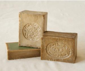 Castile bars of soap.