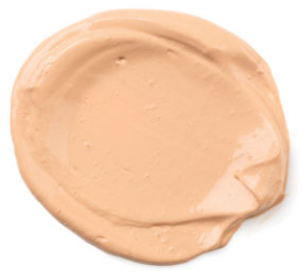 Lush's light yellow color supplement.
