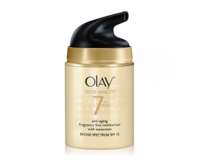 Olay's total effects 7 in one.