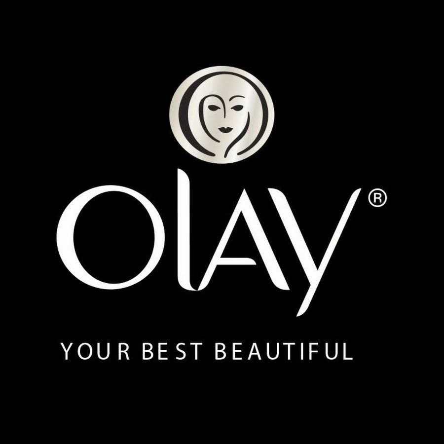 Olay advertising banner.