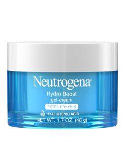 Neutrogena's hydro boost gel-cream.