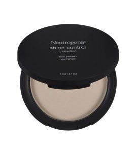 Neutrogena's shine control powder.