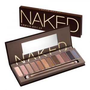 Urban Decay's naked eyeshadow palette.