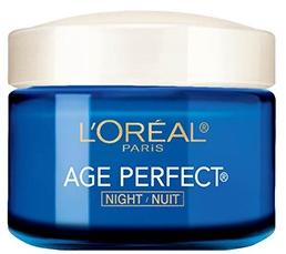 L'Oréal's age perfect night cream.
