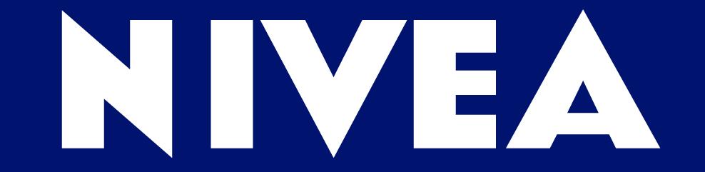 Nivea promotional banner.