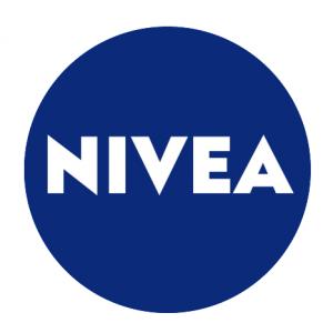 Nivea's logo.