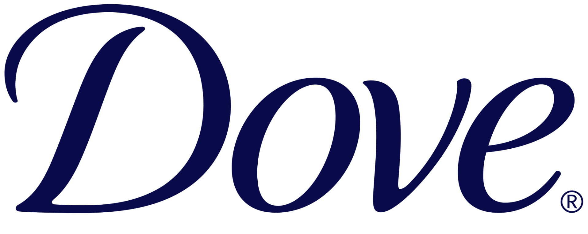 Dove promotional banner.