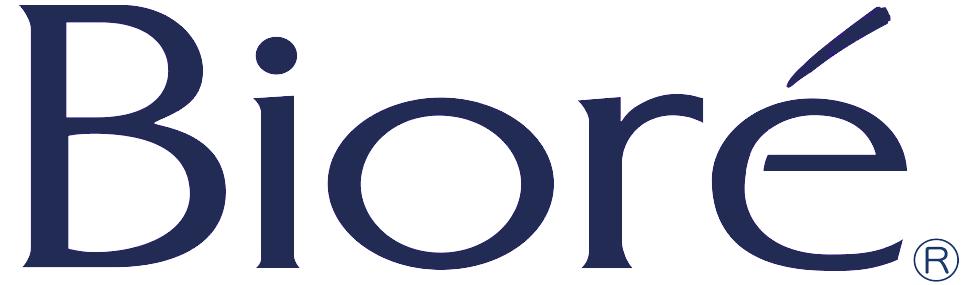 Bioré promotional banner.