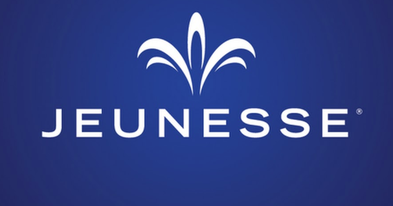 Jeunesse promotional banner.