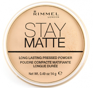Image of Rimmel london stay matte pressed powder