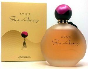 Avon's far away perfume.