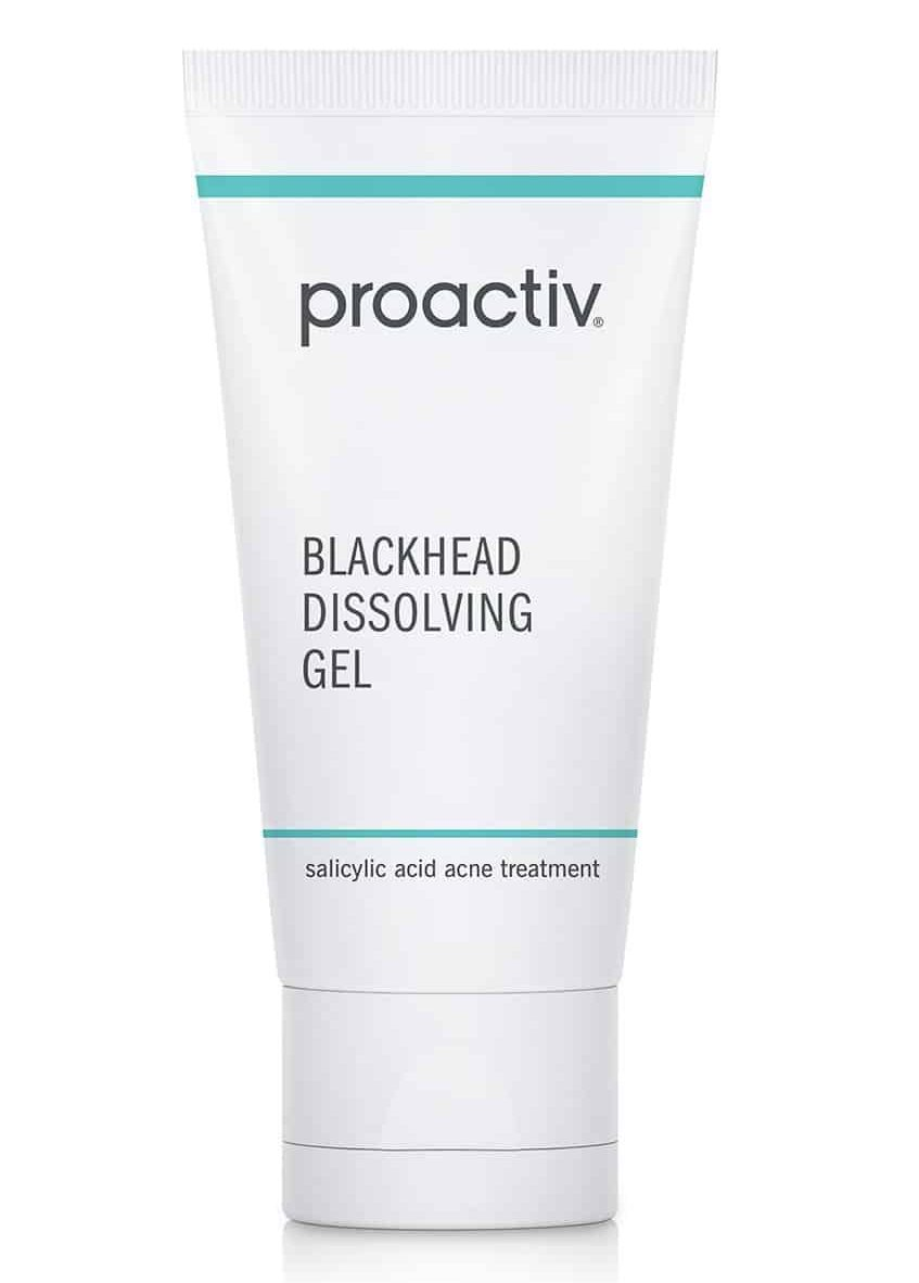 Proactiv's blackhead dissolving gel.