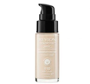Revlon's colorstay cosmetics foundation bottle.