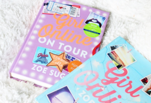 Zoe Suggs' novels.