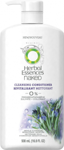 Herbal Essences conditioner bottle