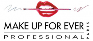 Make up for ever professional company logo