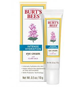 Tube of Burt's bees eye cream