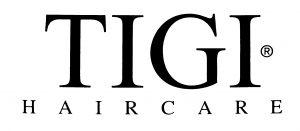 Tigi haircare logo.
