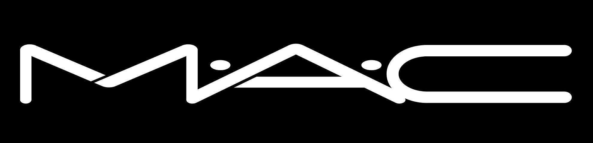 Mac cosmetics logo.