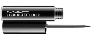 Black eyeliner with lid off.