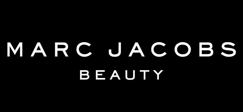 Marc jacobs beauty text.