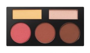 Bh Cosmetics Forever Nude Sculpt and Glow Contouring kit.
