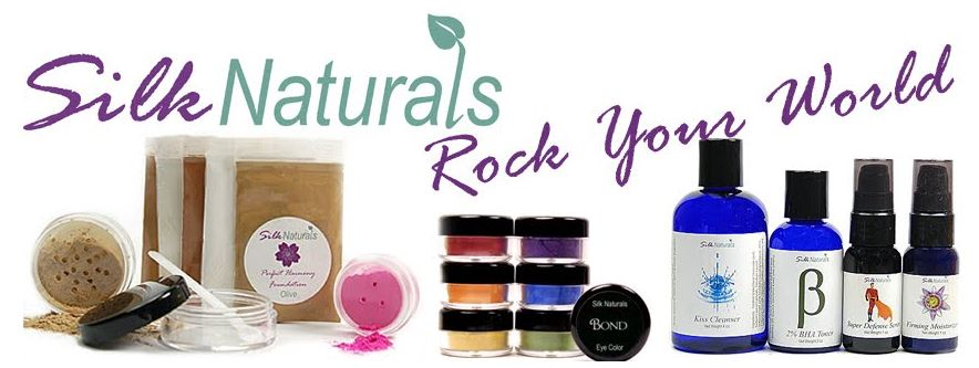 Silk natural products.