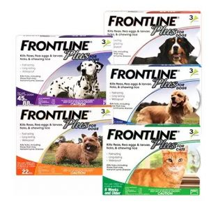 Frontline products.