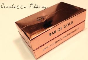Charlotte tilbury highlighter packaging.