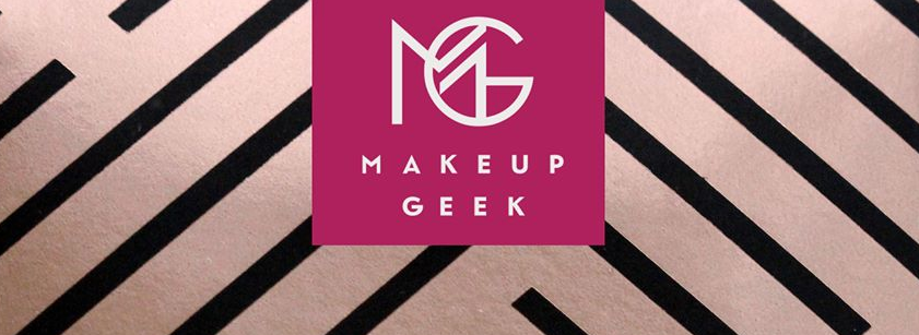 Makeup Geek logo.