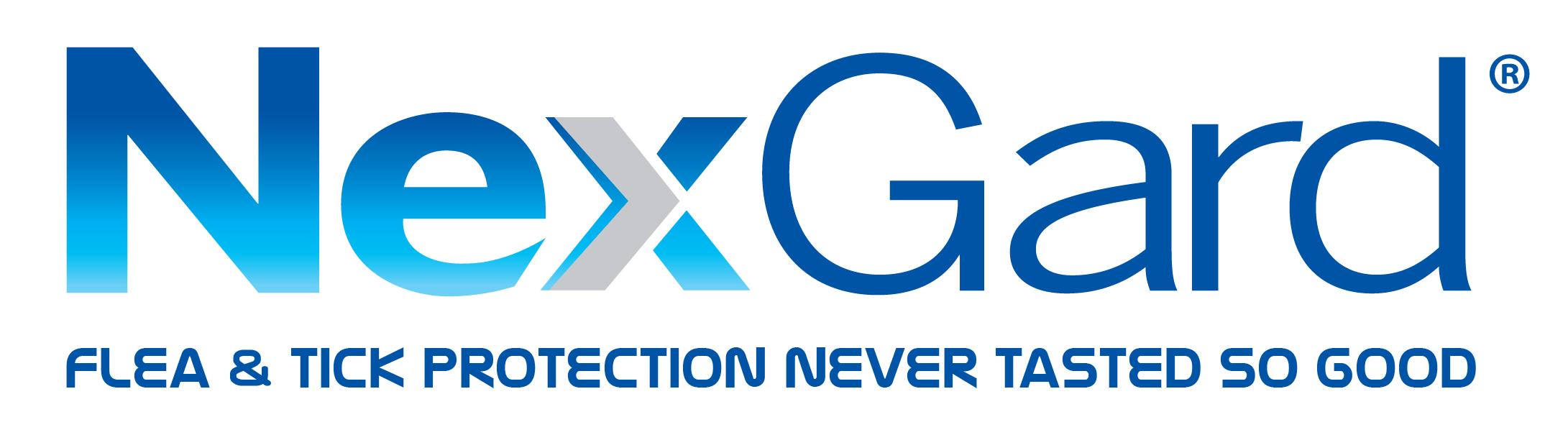 Nexgard logo.