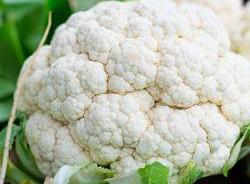 Close up of cauliflower.