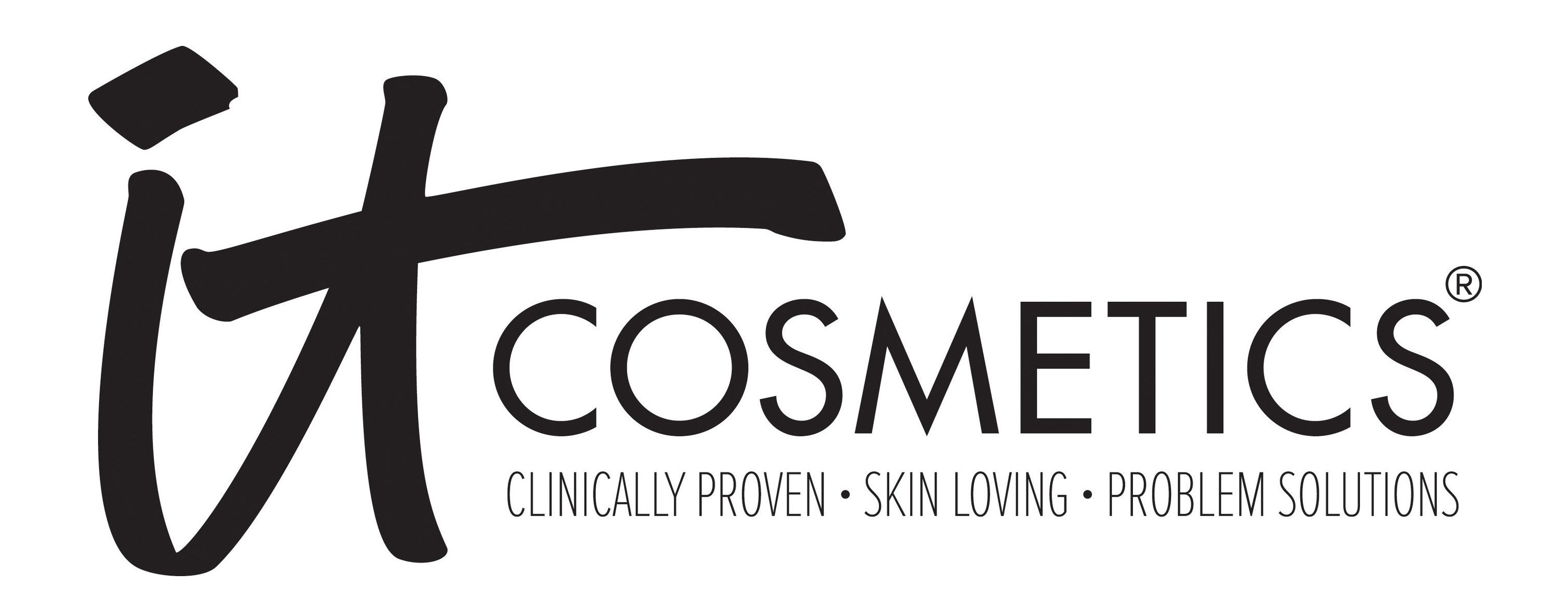 It cosmetics logo.