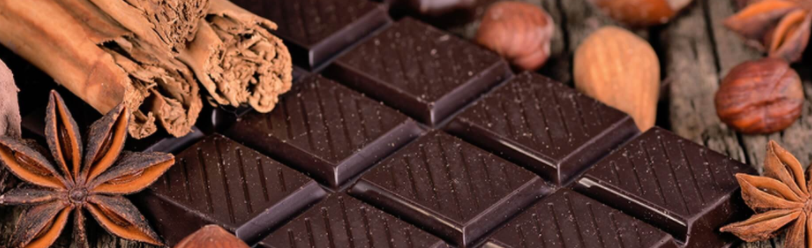 Carob chocolate bar.