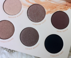 Zoeva Naturally Yours eyeshadow palette.