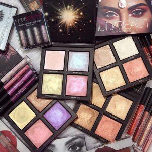 Huda Katan beauty products