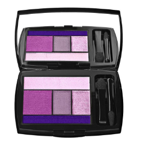 Lancome's Color Design Eye Brightening All-in-One 5 Shadow & Liner Palette.