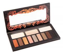 Open packaging of eyeshadow.