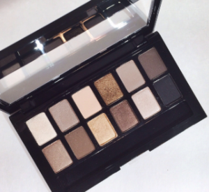 Maybelline The Nudes Palette.