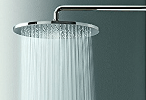 Shorter showers can save gallons of water.