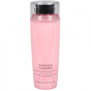 Lancome Tonique Confort toner for normal to dry skin.