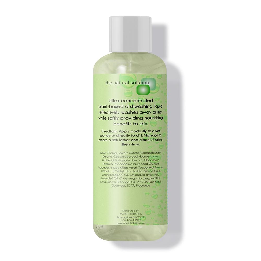 Natural Dish Soap   Maple Holistics