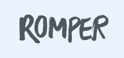 Romper logo for Maple Holistics